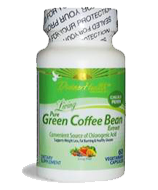 "Dr. Don Colbert's ""Pure Green Coffee Bean Extract"" 60 capsule supply"