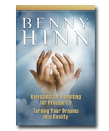 Releasing the Anointing for Prosperity and Turning Your Dreams into Reality Book Combo by Benny Hinn