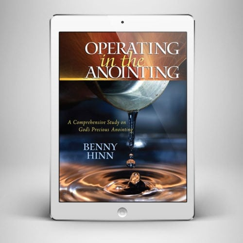 Operating in the Anointing- Benny Hinn Ministries