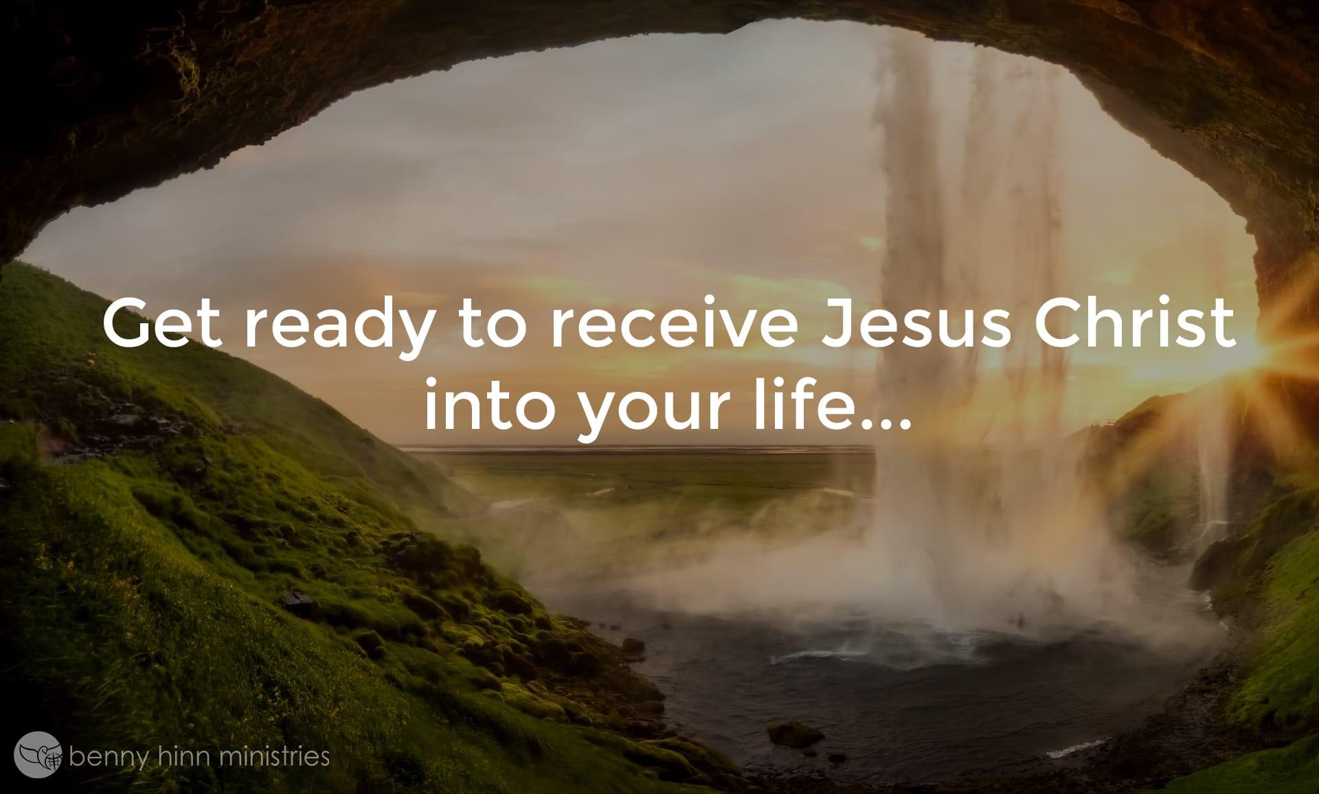 Salvation Step 4 - Benny Hinn Ministries
