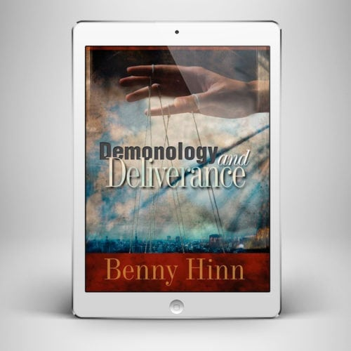 Demonology and Deliverance - Digital Download - front - Benny Hinn Ministries