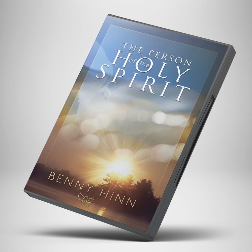 Person of The Holy Spirit CD