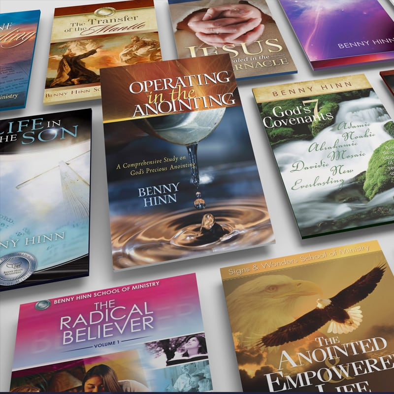 Benny Hinn School of Ministry Online Course Web Perspective