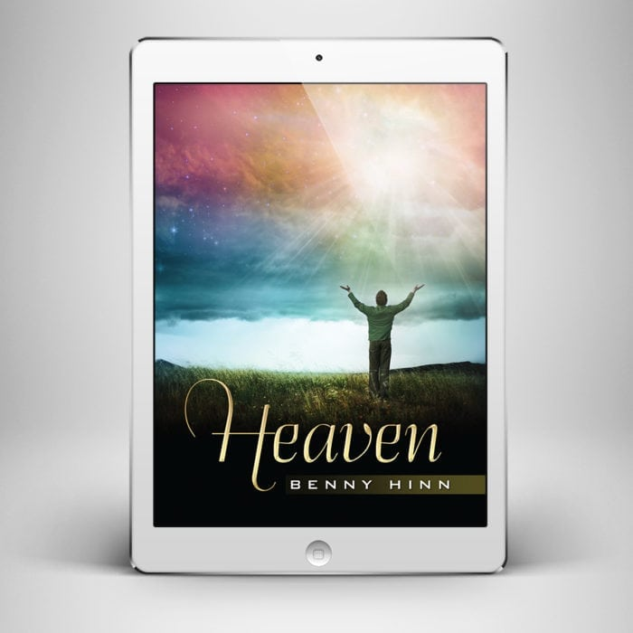Heaven - Front Cover - Benny Hinn Ministries