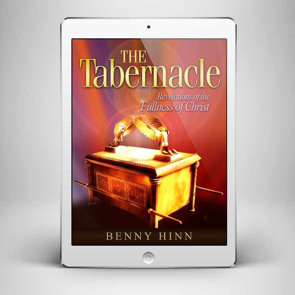The Tabernacle - Front Cover - Benny Hinn Ministries