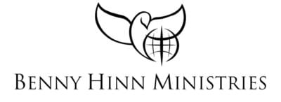 Benny Hinn Ministries Black Dove Logo