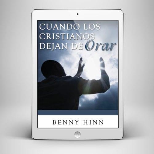 Cuando los Cristianos - Front Cover - Benny Hinn Ministries