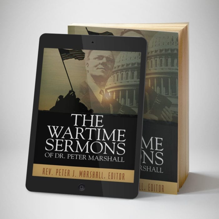 The Wartime Sermons eBook - Front Cover - Benny Hinn Ministries