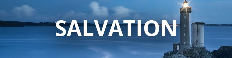 Salvation - Product Category Banner - Benny Hinn Ministries