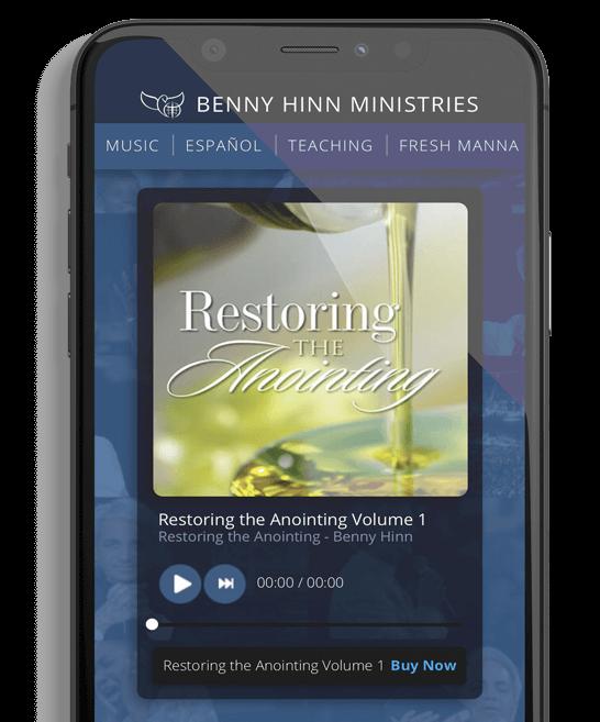 Benny Hinn Ministries Streaming Radio