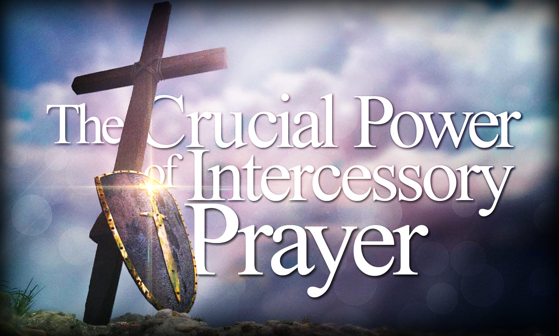 Crucial Power of Intercessory Prayer - Enewsletter - Benny Hinn