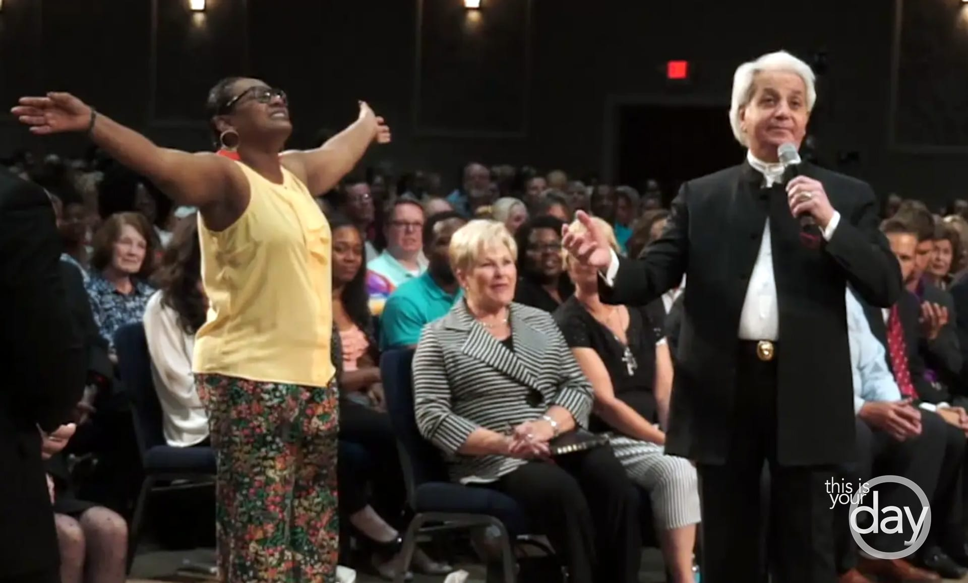 Miracles Can Happen at Any Time - This Is Your Day - Benny Hinn Ministries