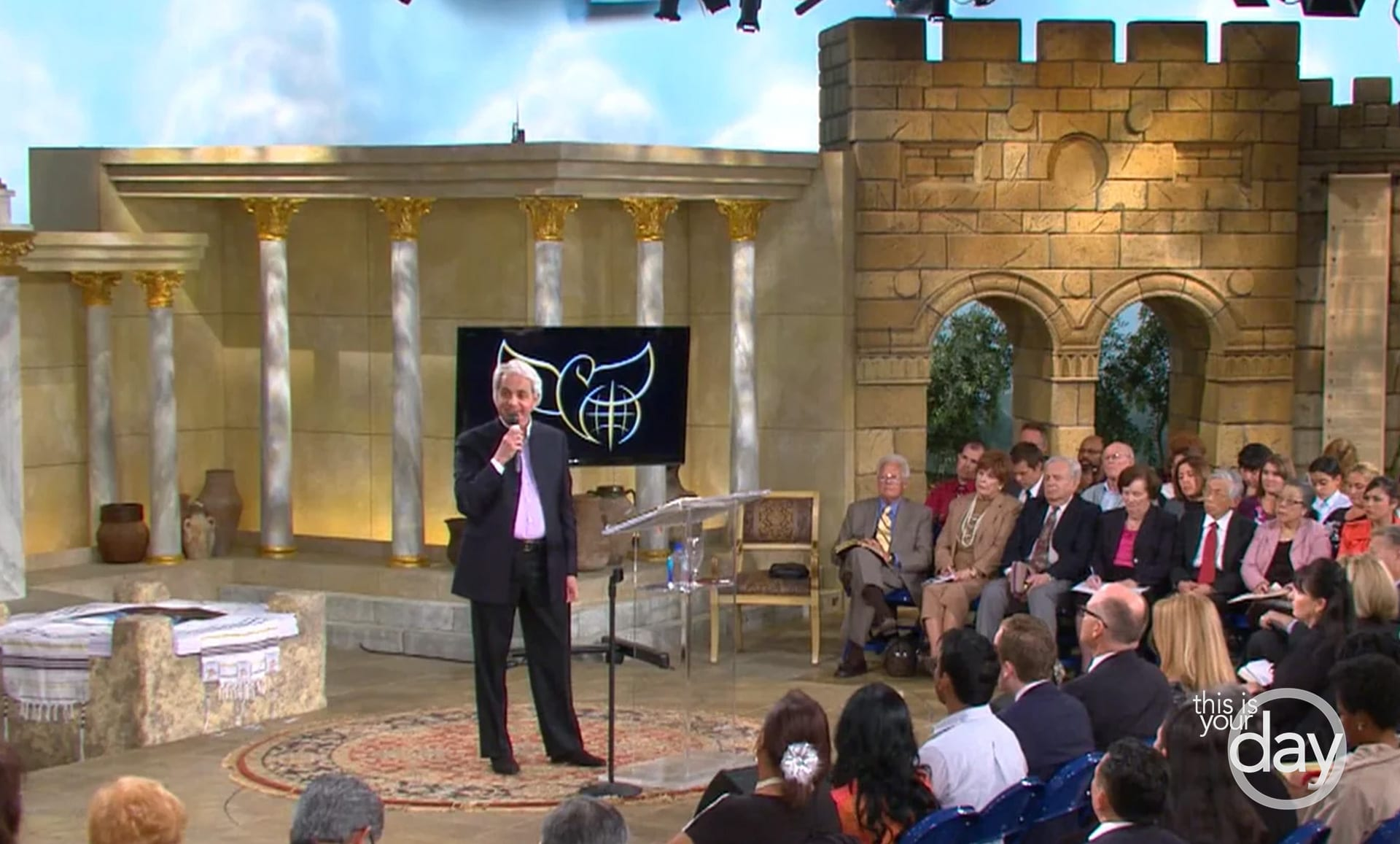 Key to Entering God's Presence P1 - This Is Your Day - Benny Hinn Ministries